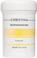 Ванильная маска красоты для сухой кожи (Sea Herbal Beauty Mask Vanilla)