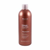Нейтрализатор для долговременной завивки волос с кератином (Kapous Magic Keratin Curly Perm Neutralizer)