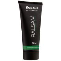 Бальзам для всех типов волос с ментолом и маслом камфоры (Kapous Menthol Camphor Balsam)