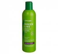 Шампунь-пилинг для жирных волос (Concept Green Sebo-balance Shampoo)
