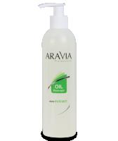 Масло после депиляции с экстрактом мяты (Aravia Post-epil Oil)