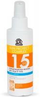 Солнцезащитное молочко для лица и тела spf-15