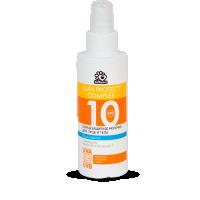 Солнцезащитное молочко для лица и тела spf-10