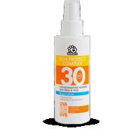 Солнцезащитное молочко для лица и тела spf-30