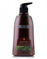 Увлажняющий шампунь с маслом арганы