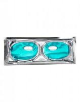 Коллагеновая увлажняющая укрепляющая маска для области глаз «Аква 24»