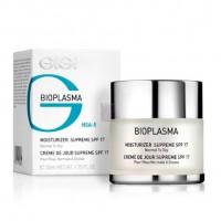 Крем увлажняющий для нормальной и жирной кожи SPF 17 Bioplasma