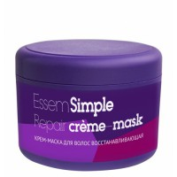 Крем-маска для волос восстанавливающая