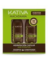 Набор интенсивно увлажняющий кондиционер + шампунь для нормальных и поврежденных волос