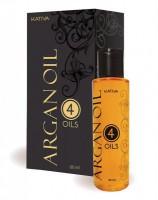 Защитный концентрат для волос восстанавливающий «4 масла» ARGAN OIL