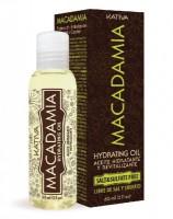 Масло для нормальных и поврежденных волос увлажняющее восстанавливающее MACADAMIA