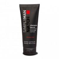 Мужской гель-шампунь для тела и волос (Simply Man Total Body and Hair)