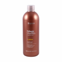 Лосьон для долговременной завивки волос с кератином (Kapous Magic Keratin Curly Perm Lotion)