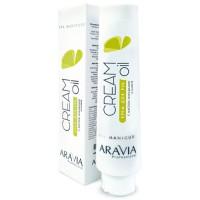 "Крем для рук ""Cream Oil"" с маслом макадамии и карите, 100мл, шт (Aravia Cream Oil)"