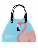 Увлажняющая антиоксидантная тканевая маска Фламинго