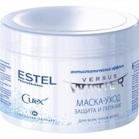 Маска-уход Защита и питание c антистатическим эффектом