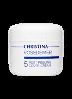 """Постпилинговый тональный защитный крем """"Роз де Мер"""" (Rose De Mer 5 Post Peeling Cover Cream)"""