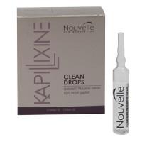 Ампулы против перхоти с маслом эвкалипта (Clean Drops)