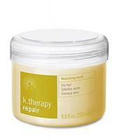 Маска питательная для сухих волос (Lakme K.Therapy Repair Nourishing Mask Dry Hair)