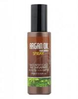 Спрей для сухих волос с маслом арганы