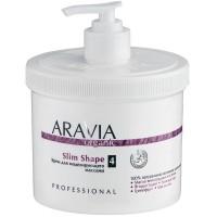 """""""ARAVIA Organic"""" Крем для моделирующего масссажа «Slim Shape», 550 мл"""