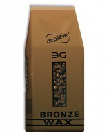 Воск в гранулах пленочный бронзовый BRONZE WAX