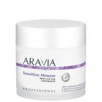 """""""ARAVIA Organic"""" Крем для тела смягчающий Sensitive Mousse, 300 мл, шт"""
