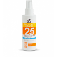 Солнцезащитное молочко для лица и тела spf-25