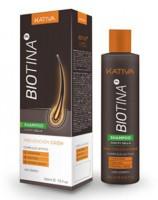 Шампунь против выпадения волос с биотином