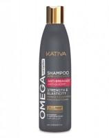 Антистрессовый шампунь для поврежденных волос Omega Complex