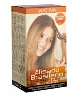 Набор для кератинового выпрямления и восстановления волос с маслом Арганы KERATINA
