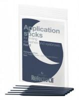 Апликаторы для нанесения краски синие твердые