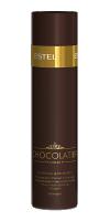 Шоколадный шампунь для волос