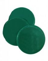 Горячий воск зеленый